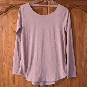 Threads 4 Thought Derinda Top In Dusty Plum